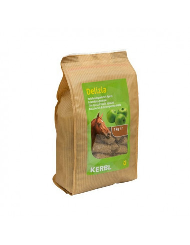 Kerbl Delizia Hästgodis 1kg