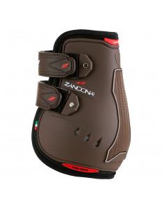 Zandona Carbon Air Fit Velcro Fetlock Brun M