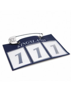 Kingsland Classic Nummerlapp 3 Siffror